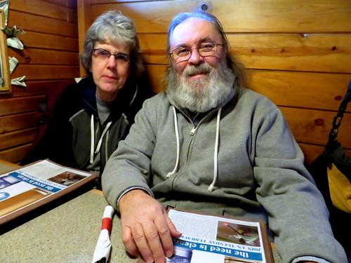 Carol & Jonny