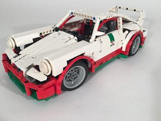 Porsche 911 (964) Cup Car