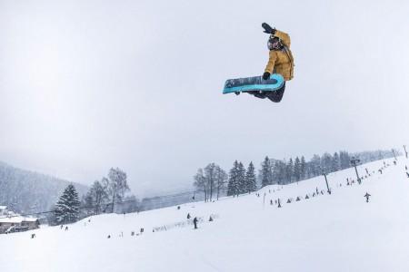 Snowboardový happening Just Ride! pokračuje ve Špindlerově Mlýně