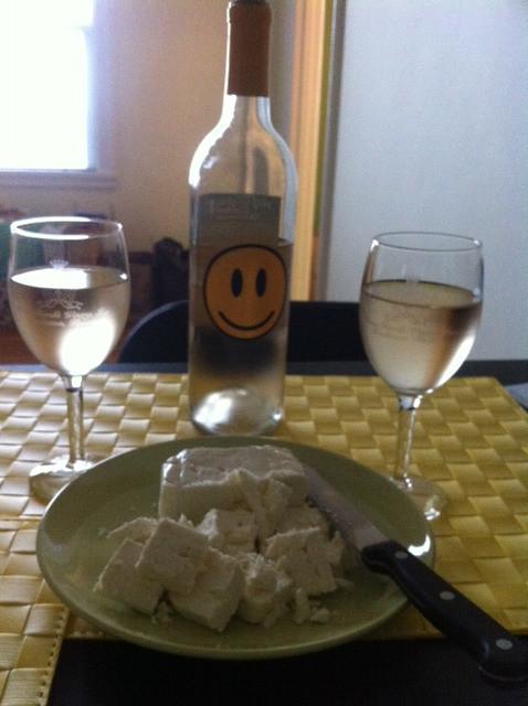 Chardonnay & Feta 1