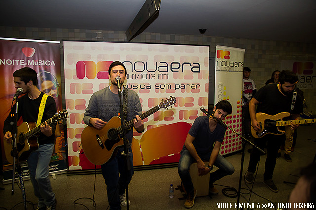 ÁTOA - Nova Era Música a Metro '16