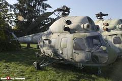 4316 - 564316105 - Polish Air Force - PZL-Swidnik Mi-2URP Hoplite - Polish Aviation Musuem - Krakow, Poland - 151010 - Steven Gray - IMG_0522
