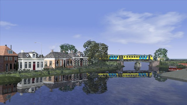 TS2016, IJlst Train Simulator Wadloper