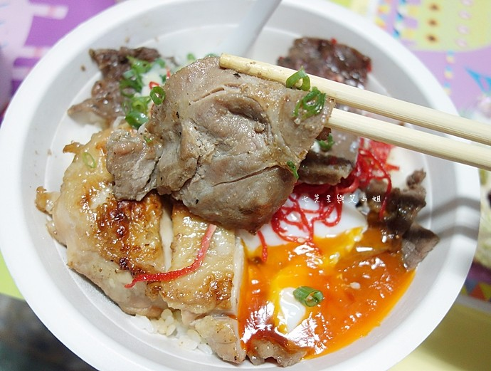 21 隱燃燒肉丼、串燒 嘉義美食 食尚玩家來嘉義要幹嘛要吃要玩才能走
