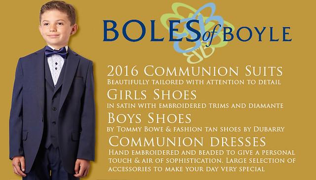 Boles Communion Day