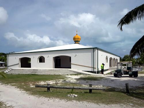islands mosque malay cocos keeling