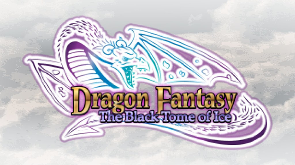 Dragon Fantasy: The Black Tome of Ice on PS4