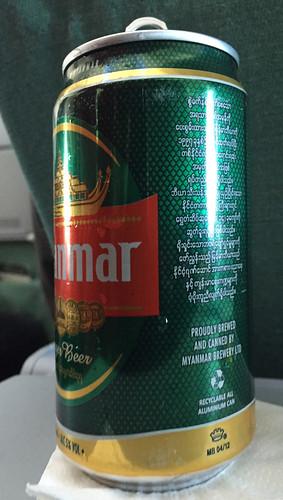 beer myanmar