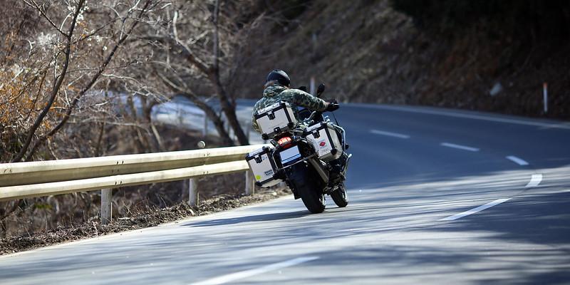 R1200RS 20160225 MotoliveO2コバルトラインツーリング