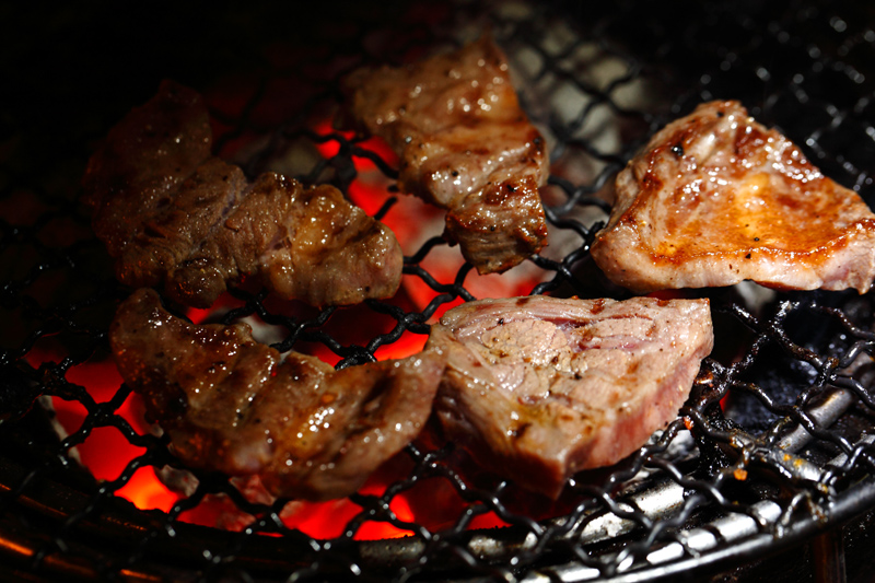 KNK Japanese BBQ Grilled Meat