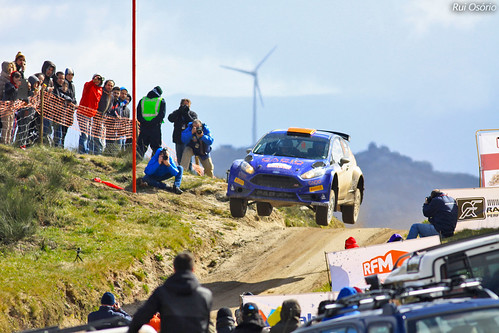 Elias Barros / Ricardo Faria - Ford Fiesta R5
