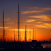 Ventura Harbor Sunset by VenturaMermaid