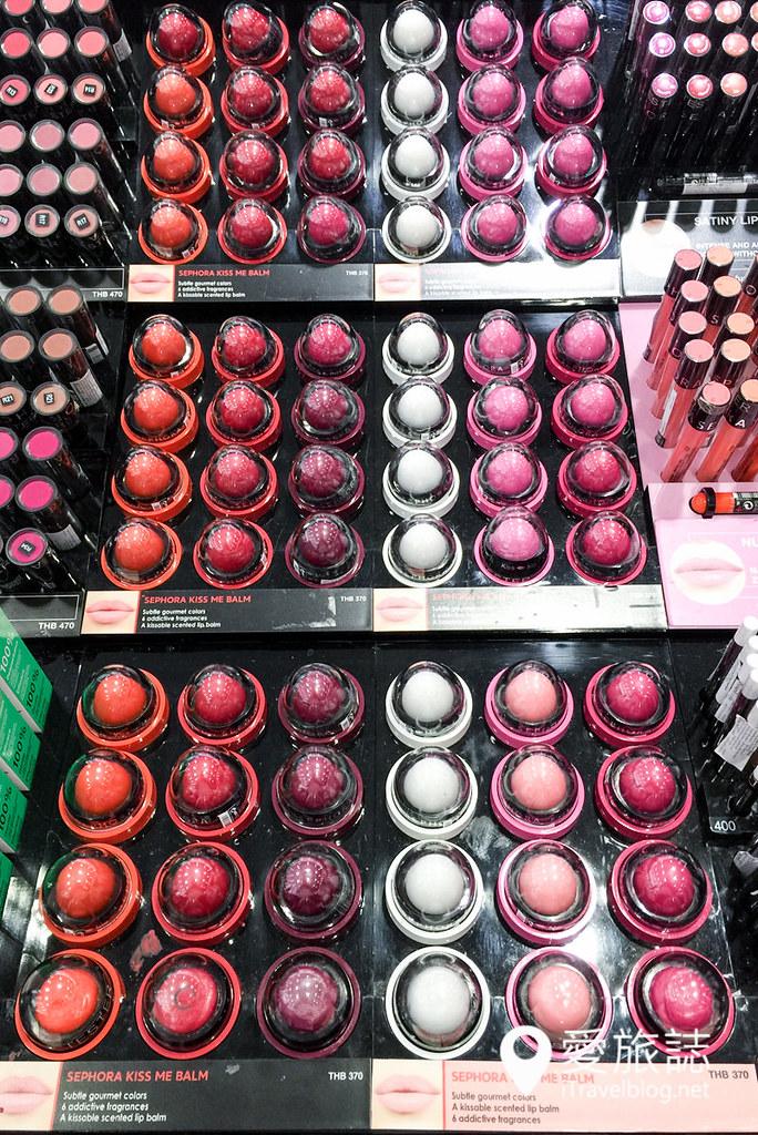 曼谷必买彩妆品牌Sephora 30