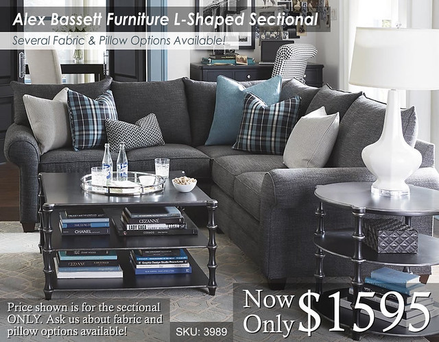 Alex Bassett L Sectional