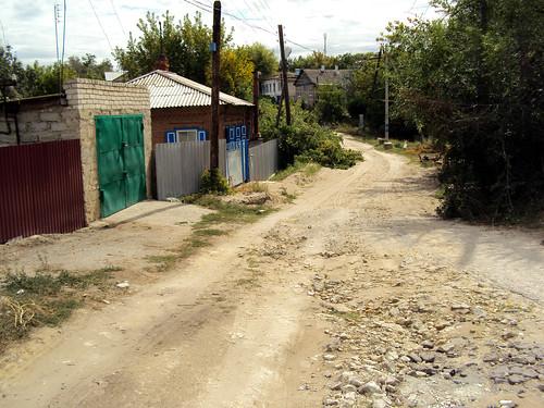 грунтова дорога