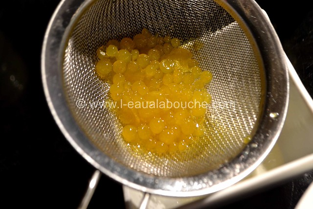 Perles de Balsamique et de Citron © Ana Luthi Tous droits réservés 0014