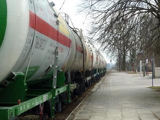 Wagony towarowe - Cargo cars - Güterwagens