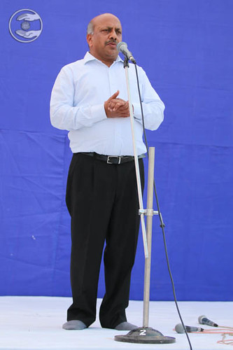 SNM Branch Sanyojak, Charan Dass Goyal from Bhiwadi, Rajasthan