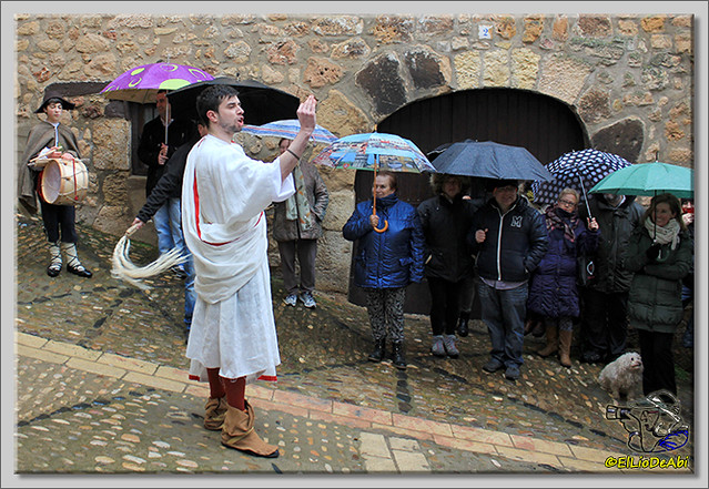 La Batalla por la Sal, visitas teatralizadas en Poza de la Sal (3)