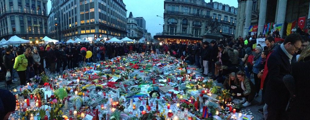 Brussels Attack Memorial