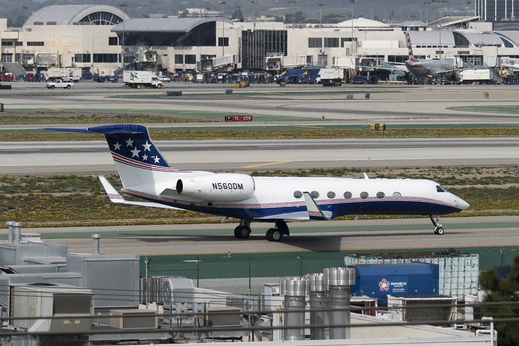 N560DM - GLF5 - Executive Jet Management