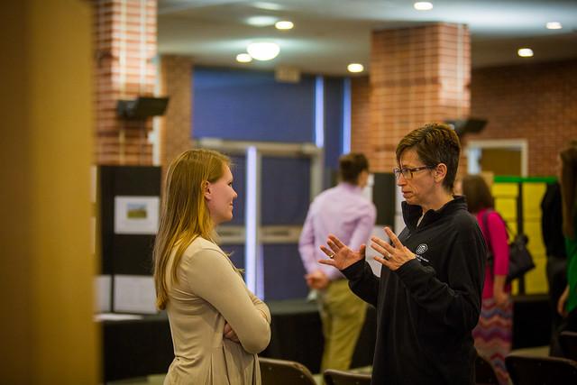 Inaugural Graduate Student Symposium   3/30/16