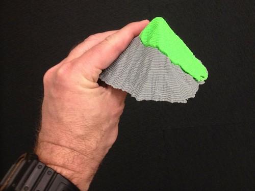3D Printed Mount Saint Helens Model