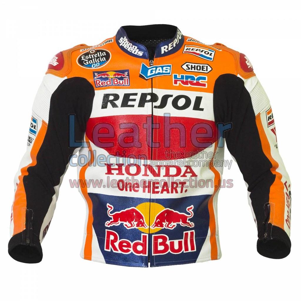 Honda Repsol 2015 Marc Marquez Moto Veste
