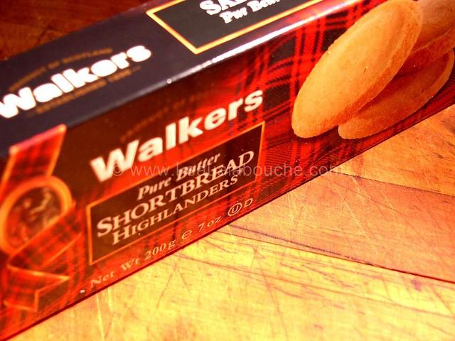 Shortbread ou Sablé aux Fruits Rouges © Ana Luthi Tous droits réservés 4