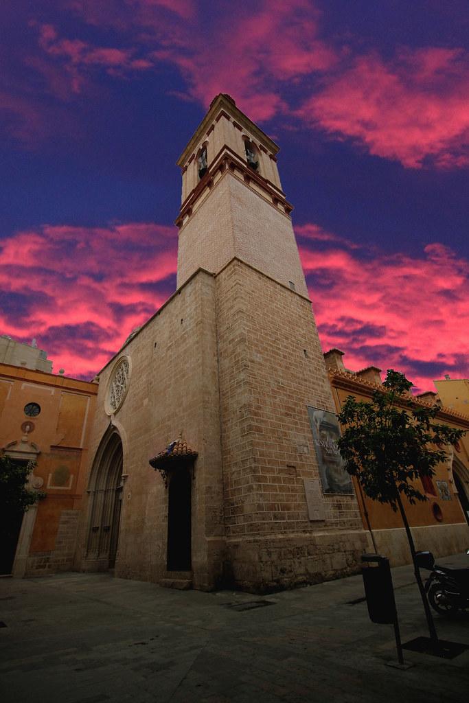 Iglesia de San Nicolás de Valencia - Jugando con la realidad
