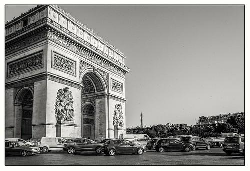 Arc de Triomphe  - París