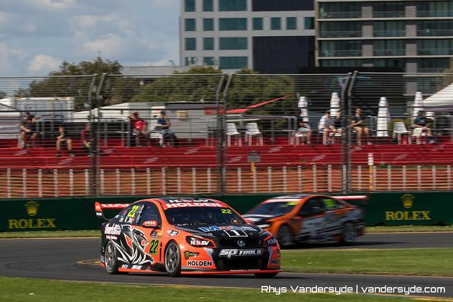 V8 Supercars - Australian Grand Prix Melbourne 2016