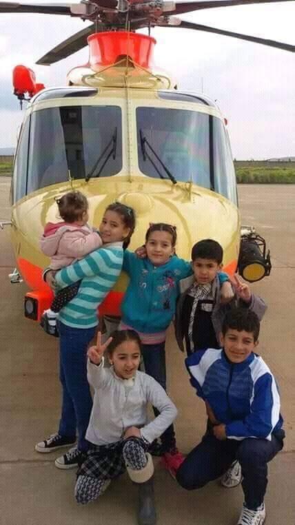 صور مروحيات القوات الجوية الجزائرية  [ AW-139 SAR ] - صفحة 2 25871827191_681542b088_o