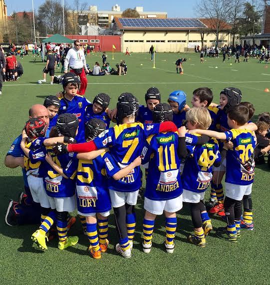 2015/16 - UNDER 6/8 a Reggio