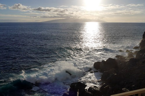 View from The Edge at Pearly Grey Resort, Tenerife