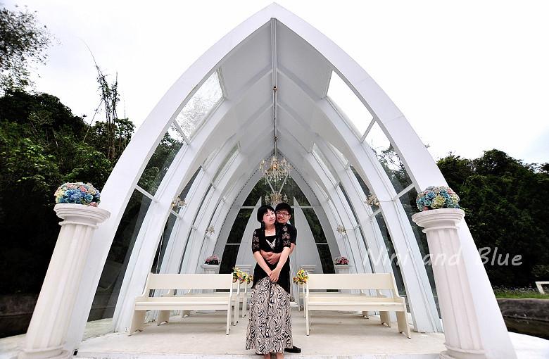 南投魚池埔里日月潭瑪莉米之丘婚紗照外拍旅遊景點23