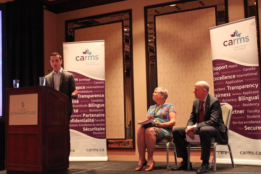 2016 CaRMS Forum / Forum de CaRMS de 2016 | Canadian