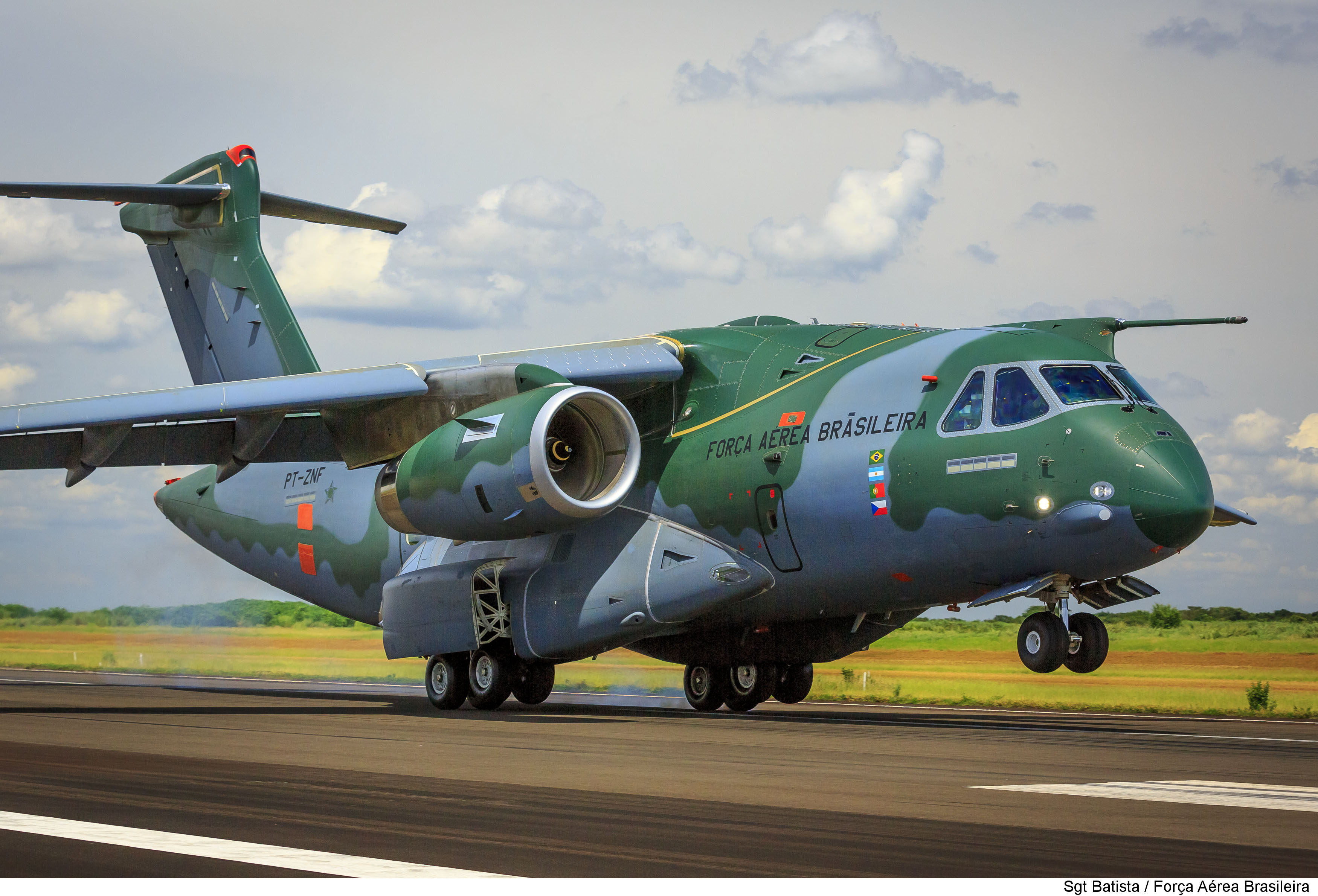 KC-390, a nova aeronave de transporte da Força Aérea Brasileira