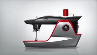Opel Nähmaschine der Zukunft