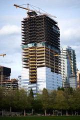 Lincoln Square 2 Construction