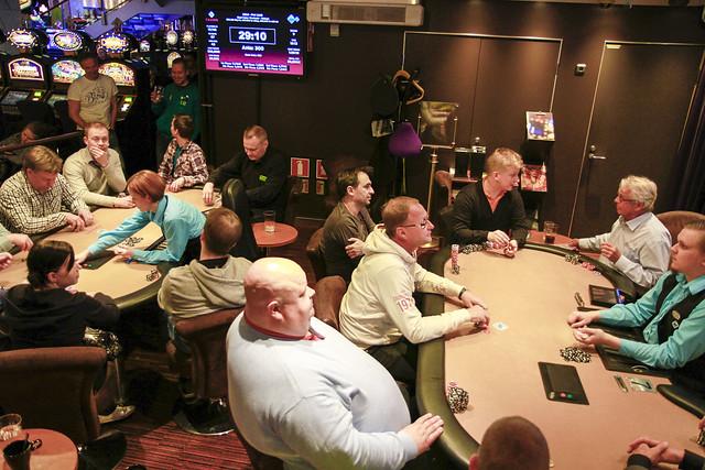 Stud Poker Weekend 15.–17.4.2016