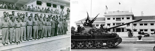 SAIGON 1963-1975 - Bộ Tổng Tham Mưu