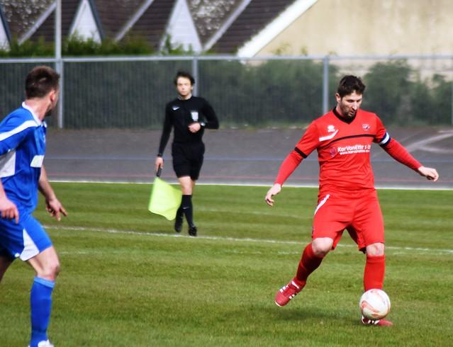 AFC Mansfield 0 - 0 Hallam FC