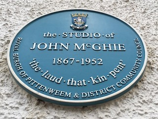 John McGhie Pittenweem