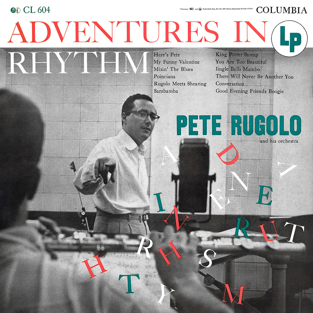 Pete Rugolo - Adventures in Rhythm