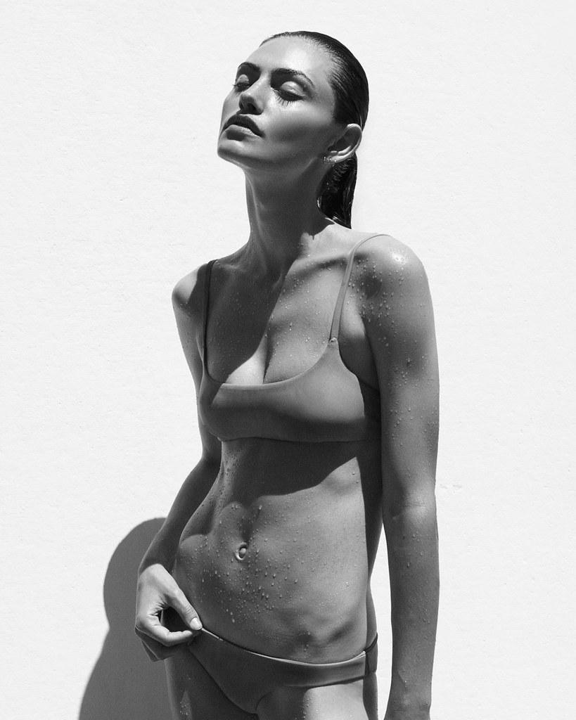 Фиби Тонкин — Фотосессия для «Matteau Swim» 2015 – 8