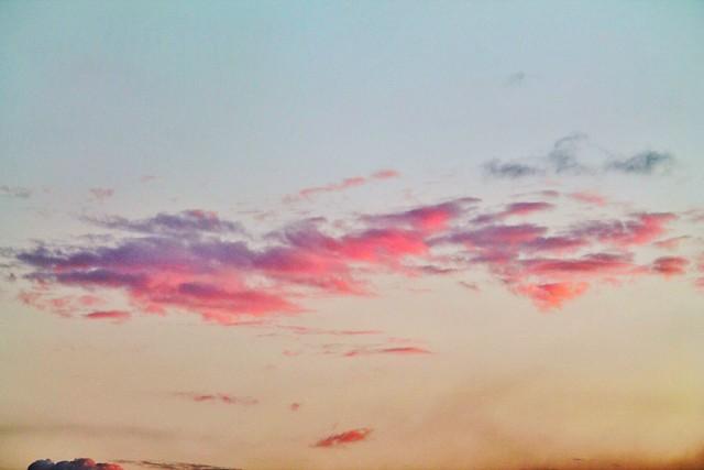 🎼 Nuvole rosa