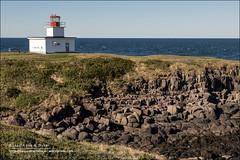 Grand Passage Lighthouse Cove, Brier Island - Nova Scotia (Canada)