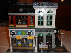 Fifth update on Lego 10251 XL-Version MOD