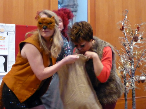 Cyril the Squirrel and the Magic Nut - Performance pictures